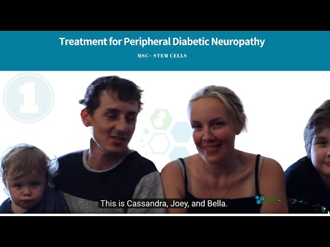 Stem Cell Treatment Peripheral Diabetic Neuropathy - Safe Nerve Regeneration To Stop Pain In 2019