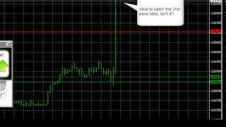 Forex news trading - August, 2010. Canadian Employment
