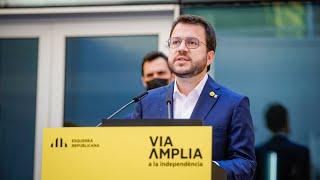 ERC y Junts llegan a un principio de acuerdo para formar Gobierno en Cataluña