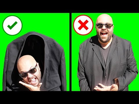 How To Do 10 CREEPY Halloween Magic Pranks