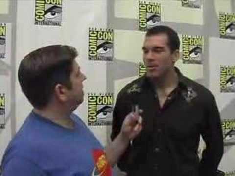 Brandon Molale Comic Con 2007