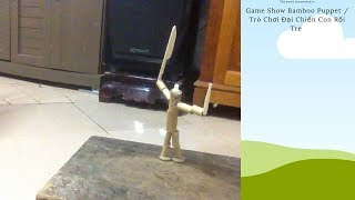 Game Show Bamboo Puppet / Trò Chơi Đại Chiến Con Rối Tre.