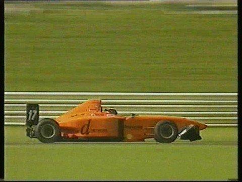 Formula Palmer Audi Series