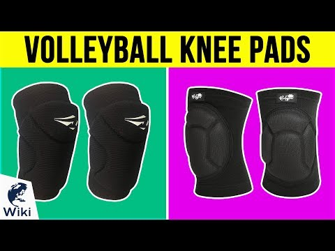 10 Best Volleyball Knee Pads 2019