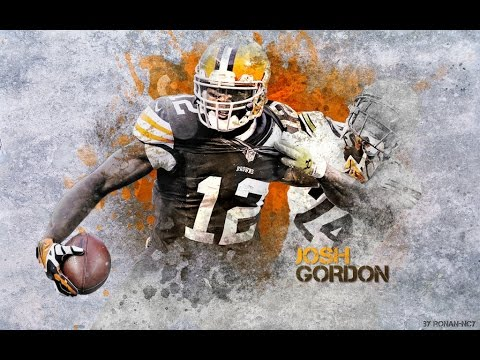 Josh Gordon Hype Up Highlight Montage of his 2013 season!