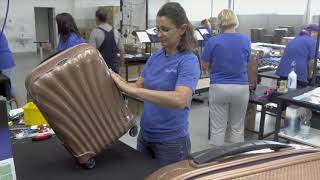 Samsonite - Made in Europe I Szekszard-Hungary I The Story