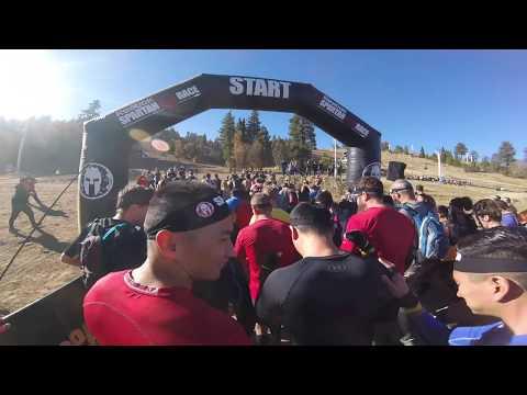 Spartan Race  - SoCal2 Beast - Big Bear Lake 2017