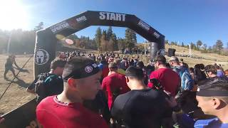 Spartan Race  - SoCal2 Beast - Big Bear Lake 2017