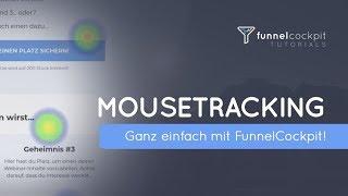 Mousetracking Tool - Klicks tracken mit FunnelCockpit