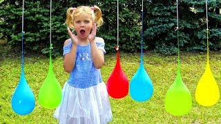 Colores Para Niños 🎈🎈Learn Colors for Kids Songs and More Nursery Rhymes by LETSGOMARTIN