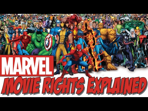 Marvel Movie Rights Explained