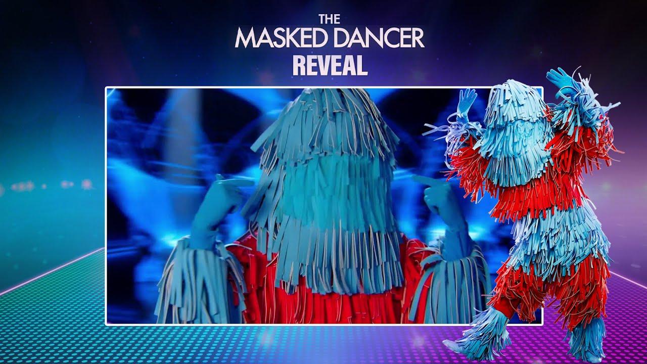 LOUIS SMITH is CARWASH! | Season 1 Final Reveal | The Masked Dancer UK