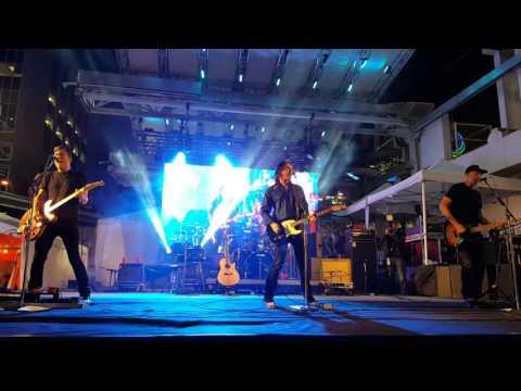 54-40 - Baby Ran - Live -Yonge-Dundas Square,