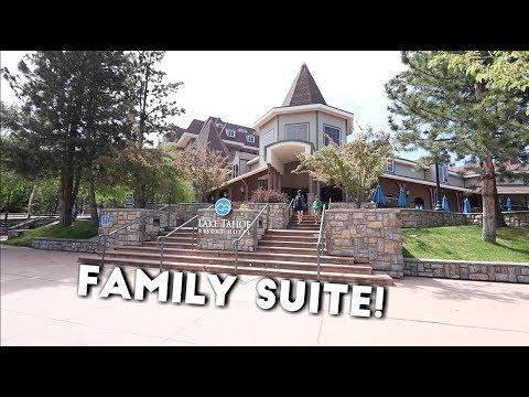 Lake Tahoe Resort Hotel Family Suite