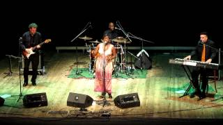 WANDA JOHNSON & SHRIMP CITY SLIM - GIVE YOUR FACE A REST - RYBNIK BLUES FESTIVAL