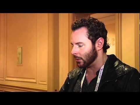 Alexia Tsotsis interviews Sean Parker