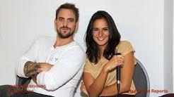 Aybi Era und Marc Barthel im Gespräch
