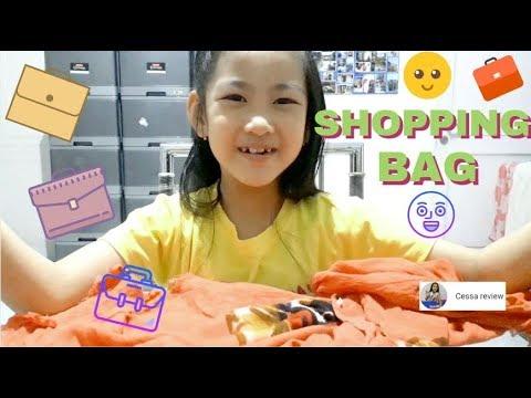 DIY - Paper Bag Tutorial ☼ cara membuat shopping BAG ☼