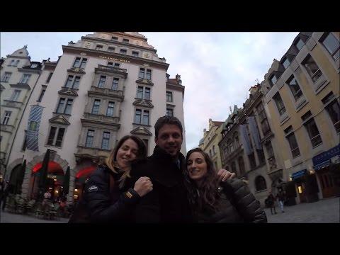 Ταξίδι στο Μόναχο Νυρεμβέργη Munich - Nurnberg 2017 (GoPro 5 travel sotos)