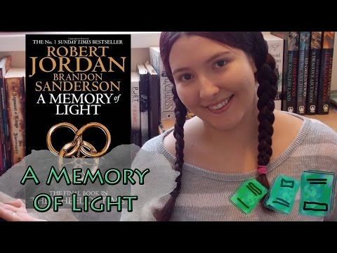 A Memory of Light (review) by Brandon Sanderson & Robert Jordan