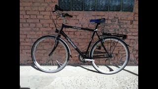 Велосипед дорожный FICARIUS. Обзор моего нового (б/у) велосипеда.