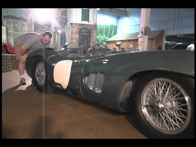 Demonstration Day, 8/27/11,MGK3, Aston Martin,Bentley, Official Simeone Automotive  Museum  Video