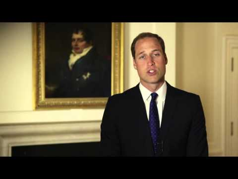 The Duke of Cambridge's video message for CITES conference