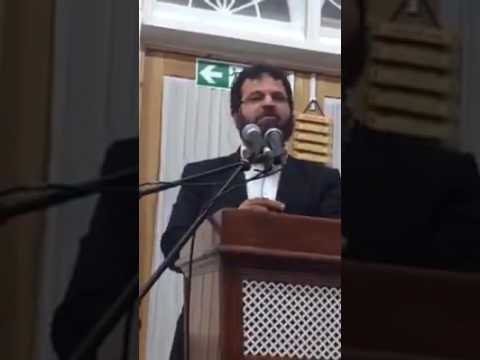Chief Executive of Islam Channel tribute to Hazoor Shaykh Ul Alam