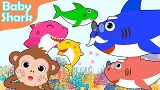Baby Shark Dance   Baby Shark Song   Nursery Rhymes & Kids Songs