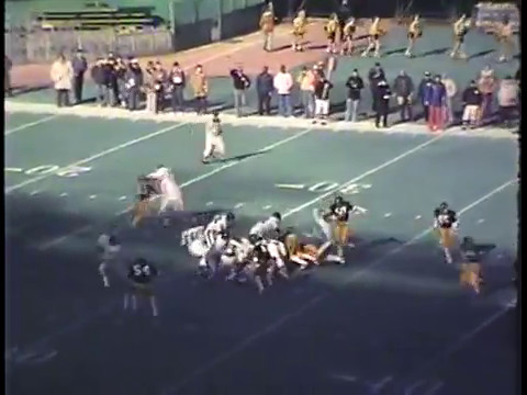 1979 Philadelphia High School Football City Title Game: Cardinal O'Hara vs Lincoln