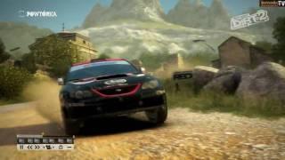 Colin McRae: DiRT 2 - Croatia Rally Replay (PC)