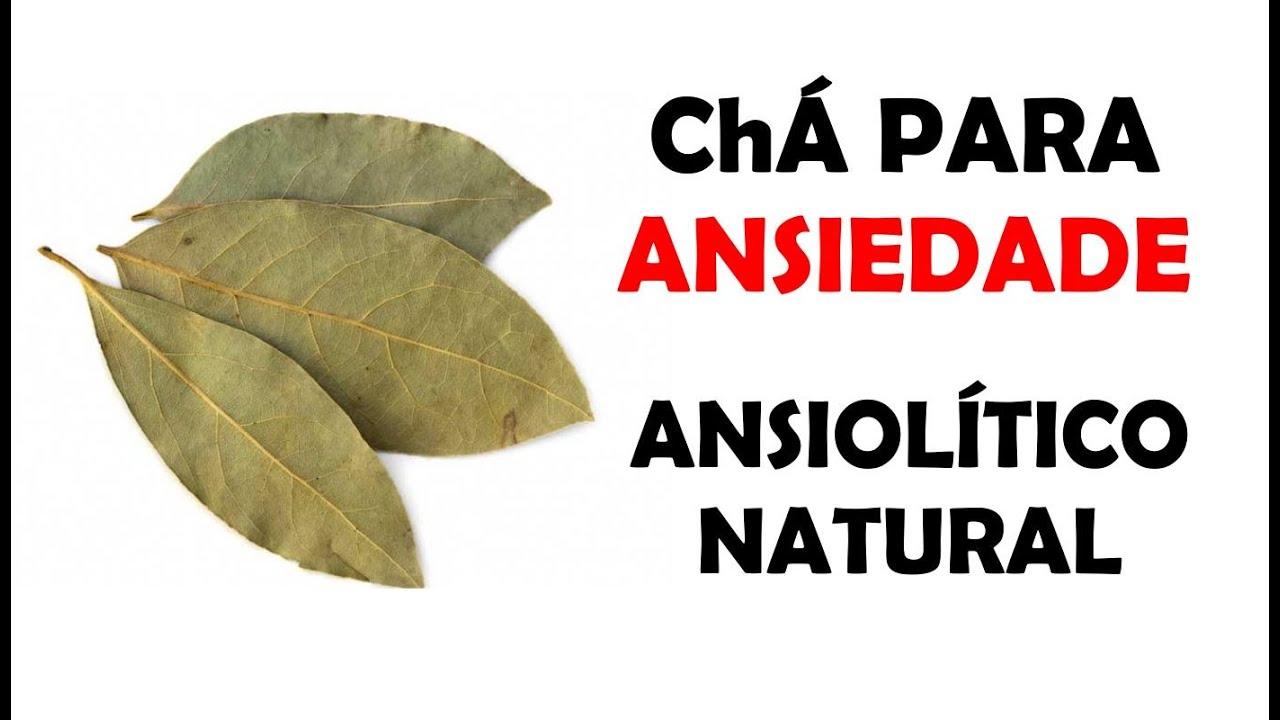 18ecc89f2 Chá Para ANSIEDADE - Ansiolítico Natural Para Ansiedade - YouTube