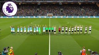 Manchester City vs Fulham | EPL 15 September 2018 Gameplay