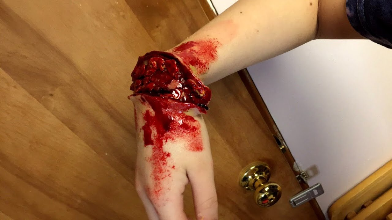I had to cut my arm open by DeCode9 on DeviantArt |I Cut My Arm