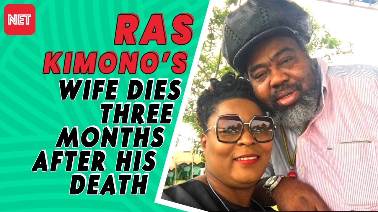 Download Ras Kimono's Wife, Efe Passes On Three Months After Her Husband Death