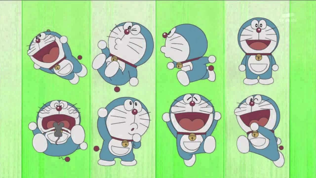 Cùng Vẽ Doraemon ^^