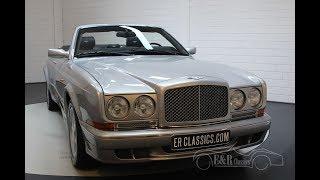 Bentley Azure Mulliner Wide Body 2001-VIDEO- www.ERclassics.com