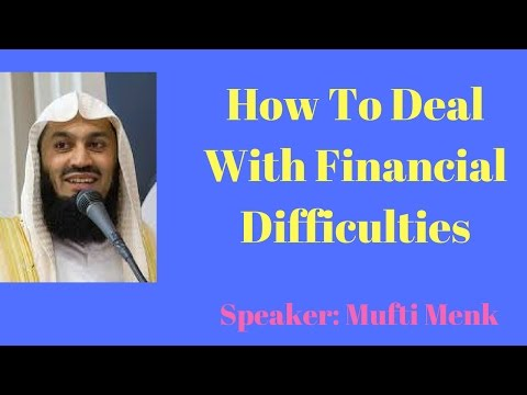 How To Overcome Financial Problems-Deals with financial diff