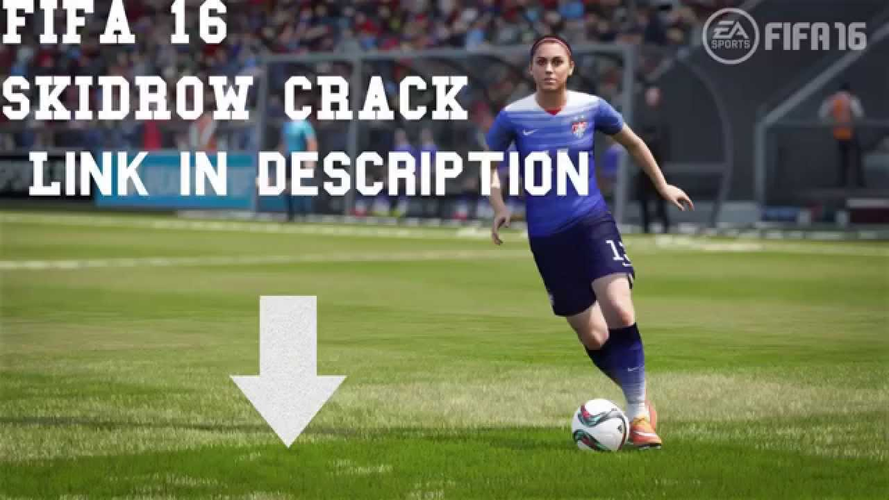 FIFA 16 Super deluxe edition skidrowcrack - YouTube