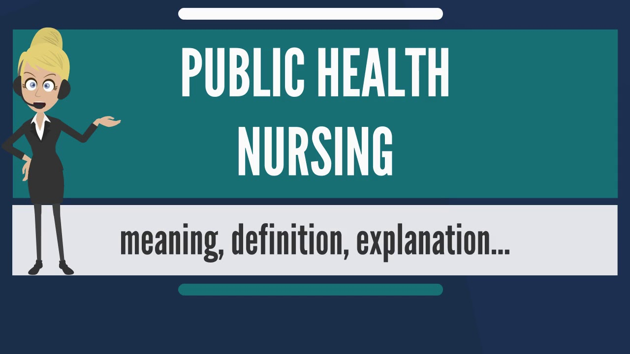 public health nursing Instead of waiting for patients to come to the hospital with an illness, public health nurses go into communities to promote health and prevent disease.