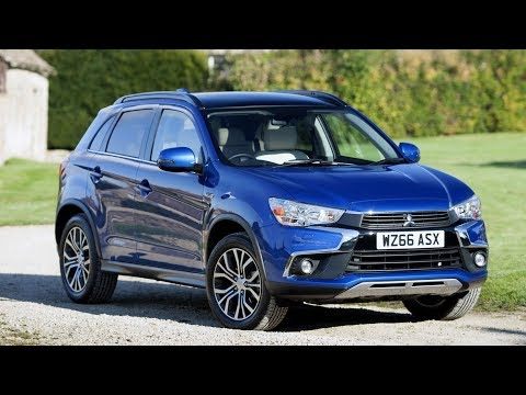 Mitsubishi Asx 2019 Car Review Youtube
