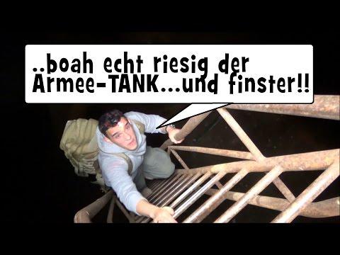 """""""Survival Mattin"""" findet einen riesigen NVA Militär Tank/Bunker mitten im Wald"""