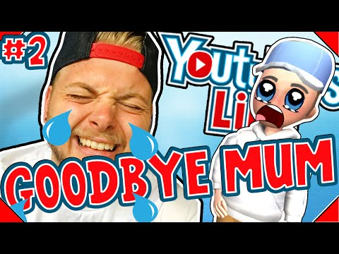 MOVING OUT! - YOUTUBERS LIFE! #2 - | Gameplay |