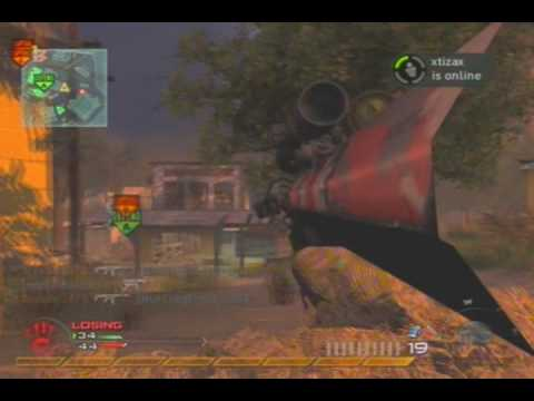 Really Wierd MW2 GLITCH