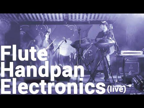 Handpan Flute Electronics