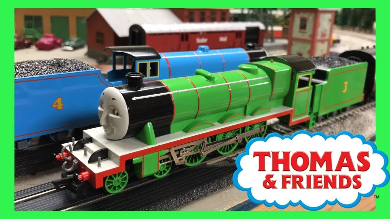 Henry And Gordon Express Coaches Thomas And Friends Ho Scale Trains