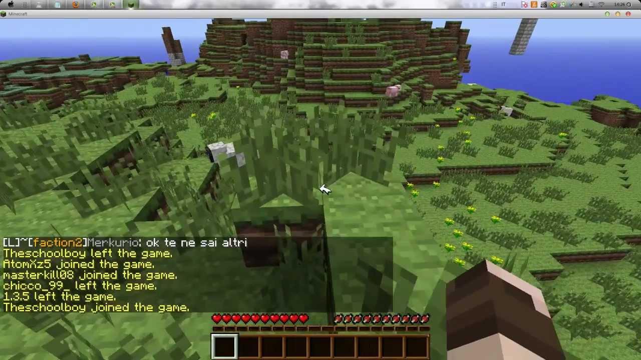Come giocare a Minecraft online gratis | Salvatore Aranzulla