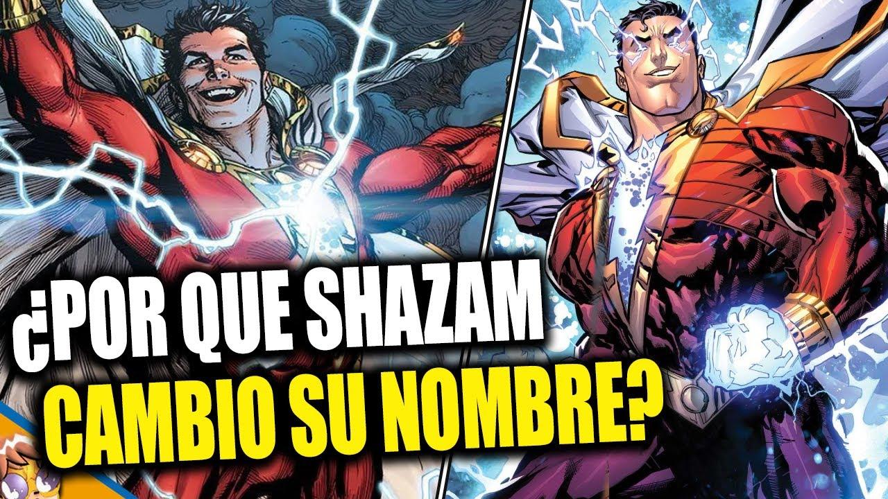 Download ¿Por qué Shazam dejo de llamarse Capitan Marvel? - Datos Banana