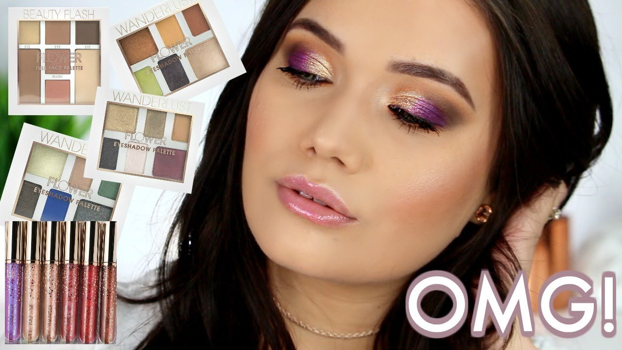 Whats new at ulta beauty swatches makeup tutorial youtube whats new at ulta beauty swatches makeup tutorial izmirmasajfo