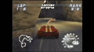 Automobili Lamborghini Nintendo 64 Gameplay_1997_11_19_1
